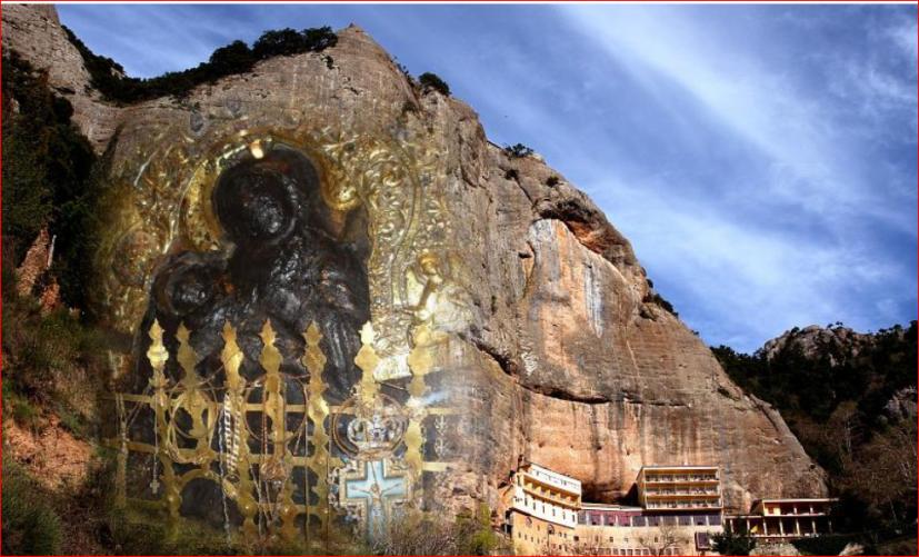 Ιερά Μονή του Μεγάλου Σπηλαίου: Ένα επαναλαμβανόμενο θαύμα του Τιμίου  Σταυρού.. | iEllada.gr