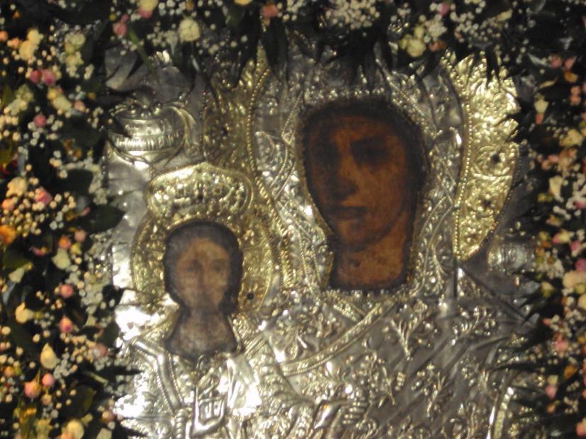 Αποτέλεσμα εικόνας για Η Παναγία Νίσυρος - Παναγία Σπηλιανή