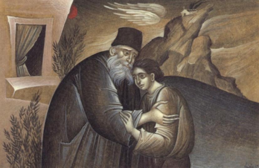 Αποτέλεσμα εικόνας για Πνευματικός πατέρας