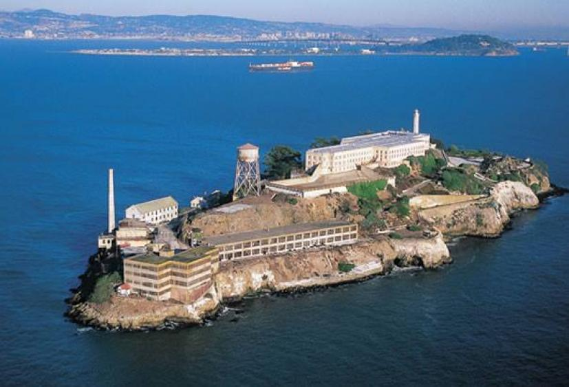 the history of alcatraz and al capones confinement in the best security prison in america Alcatraz, former maximum-security prison located on alcatraz island in san among its famous denizens were al capone alcatraz history - famous.