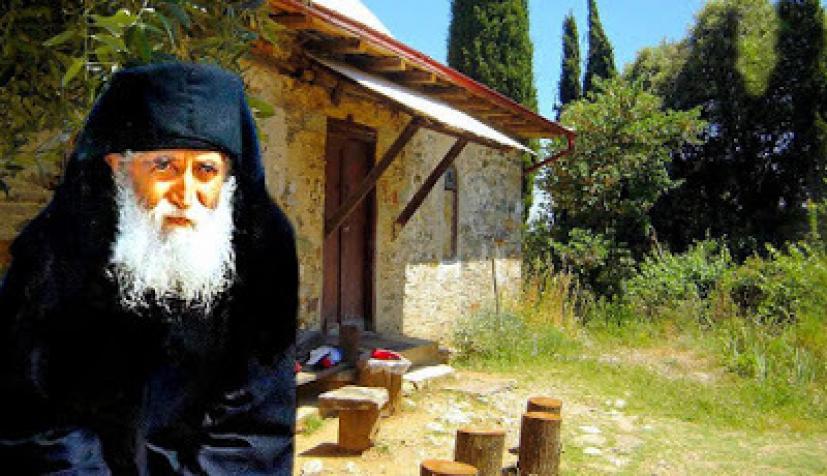Άγιος Παΐσιος: Η πιστή σύζυγος | iEllada.gr