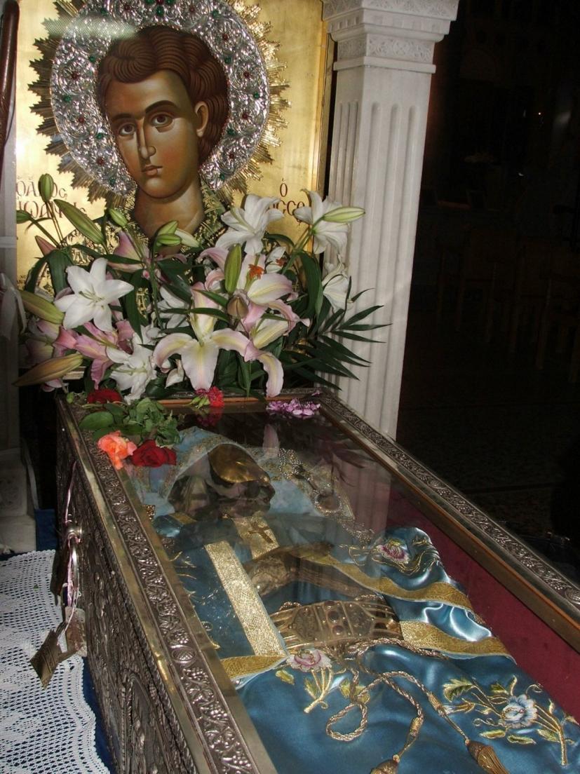 Αποτέλεσμα εικόνας για αγιοσ ιωαννησ ο ρωσοσ