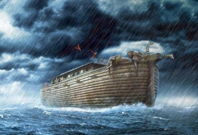 Η εποχή μας όμοια με την εποχή του Νώε – Μας δίδεται προθεσμία.. |  iEllada.gr