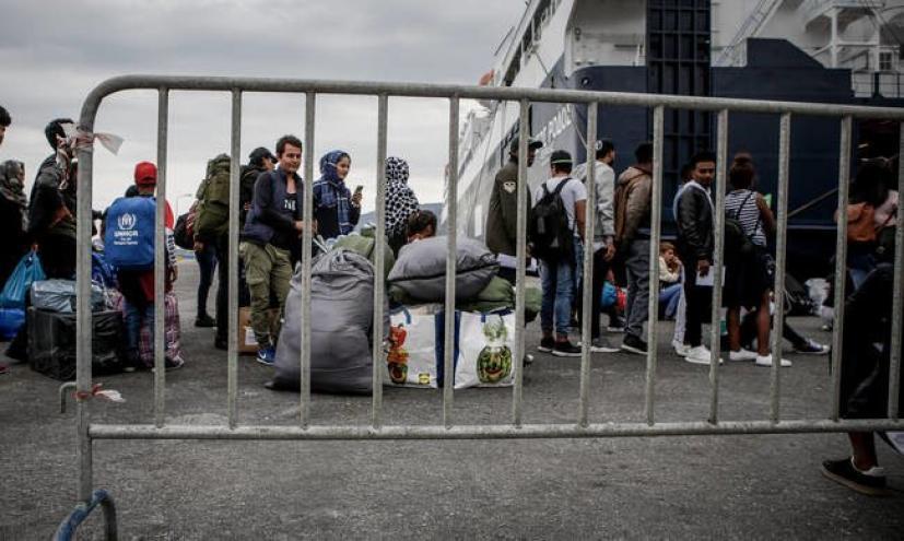 b0b3ee76bf Μεταφορά προσφύγων από την Ελλάδα στην Πορτογαλία
