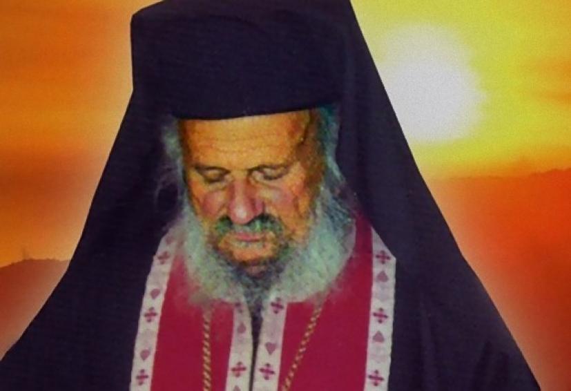 """Σεραφείμ Δημόπουλος: Ο σύγχρονος """"Άγιος"""" της Λάρισας, η στενή ..."""