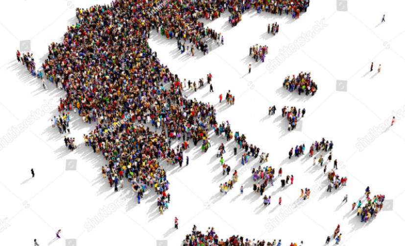 Αποτέλεσμα εικόνας για ρίση και δημογραφικό: Το 2080 η Ελλάδα