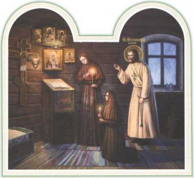 Οσία Μάρθα του Ντιβέεβο, πνευματική θυγατέρα του Αγίου Σεραφείμ του Σάρωφ    iEllada.gr