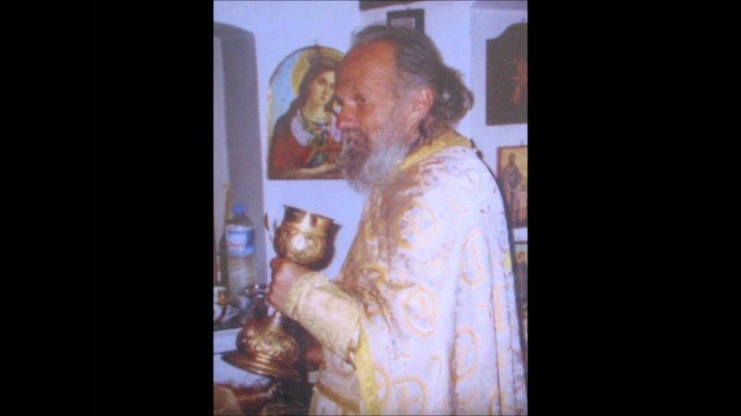 Αρχ. Σεραφείμ Δημόπουλος – Ο κρυφός Άγιος της Λάρισας που περπατούσε  εναερίως!   iEllada.gr