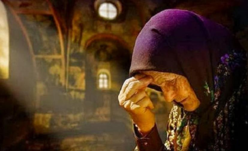 Ποια ώρα γεμίζουν οι εκκλησίες με Αγγέλους – Η Γερόντισσα Λαμπρινή ...