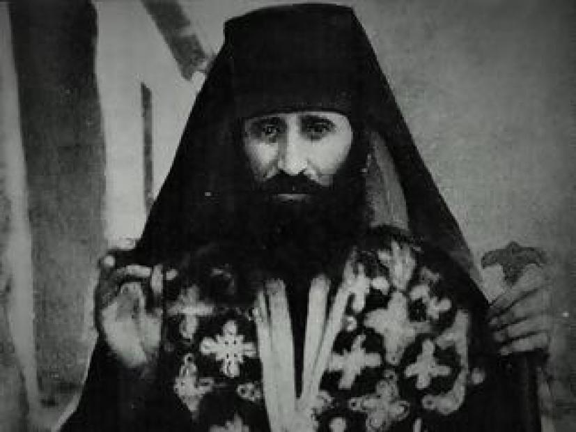 Αποτέλεσμα εικόνας για αγιος γεωργιος καρσλιδης προφητειες