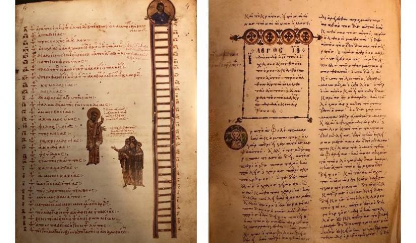 χειρόγραφα της νέας διαθήκης που χρονολογούνται