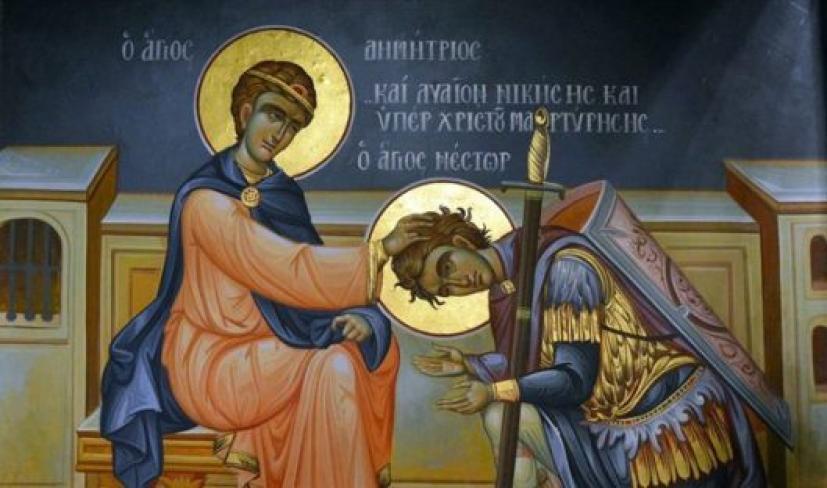 Αποτέλεσμα εικόνας για αγιος νεστορας